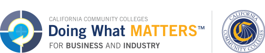 Economic & Workforce Development - California Community Colleges